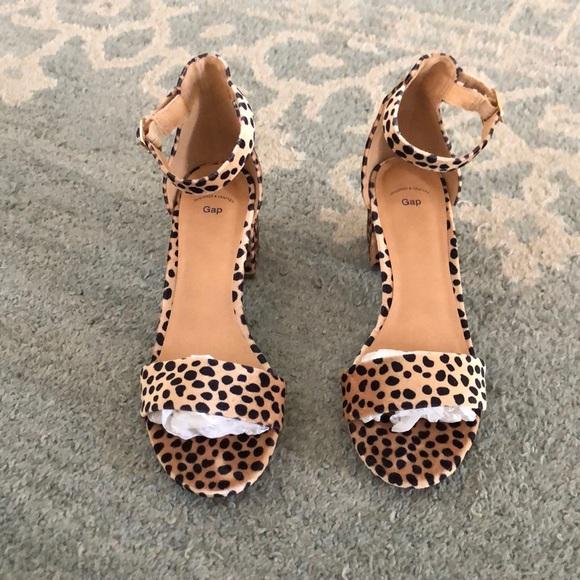 gap leopard sandals Online shopping has